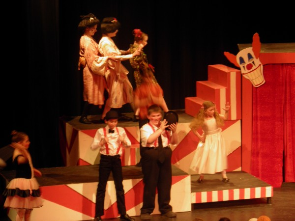 Freeport Family Performing Arts ~ Pinnocchio