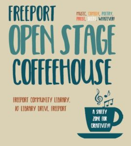 Freeport Open Stage Coffee House