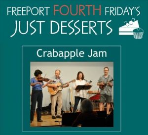 "Freeport Fourth Friday ""Just Desserts"""