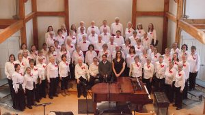 Greater Freeport Community Chorus to present 'The Rose I Have in Mind'