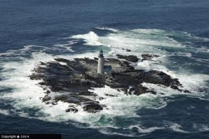 Restoration of Halfway Rock Light, a lecture by Ford Reiche.