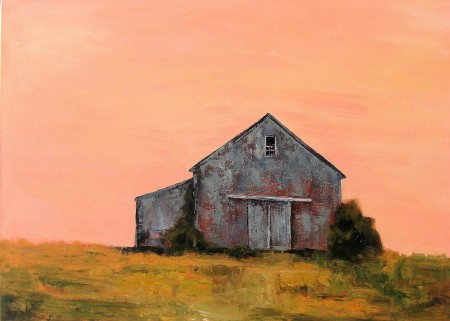 Orchard Barn, by Stephanie Berry