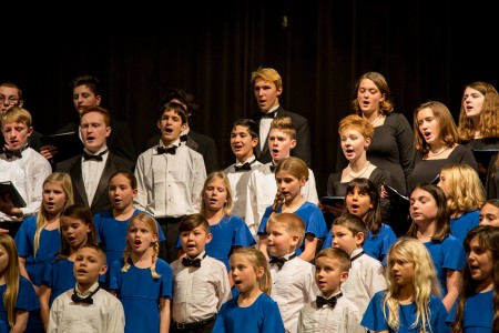 Wescustago Youth Chorale