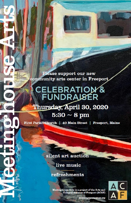 Meetinghouse Arts Fundraiser