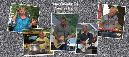The Finestkind Country Band