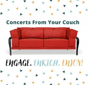 Concerts From Your Couch
