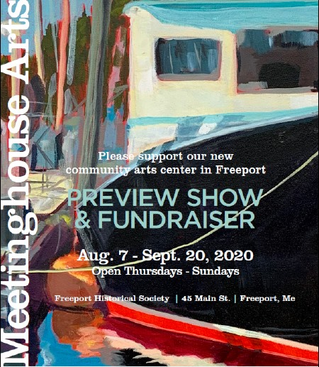 Meetinghouse Arts Preview Show and Fundraiser