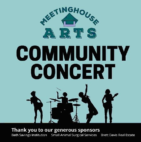 Meetinghouse Arts Community Concert