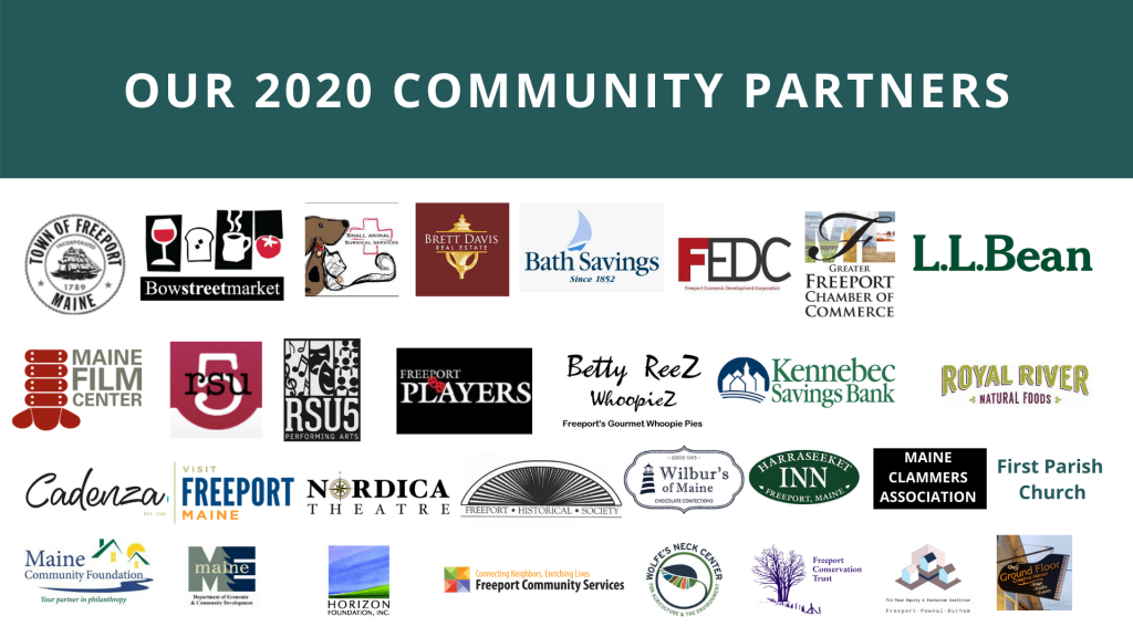 Our 2020 Community Partners