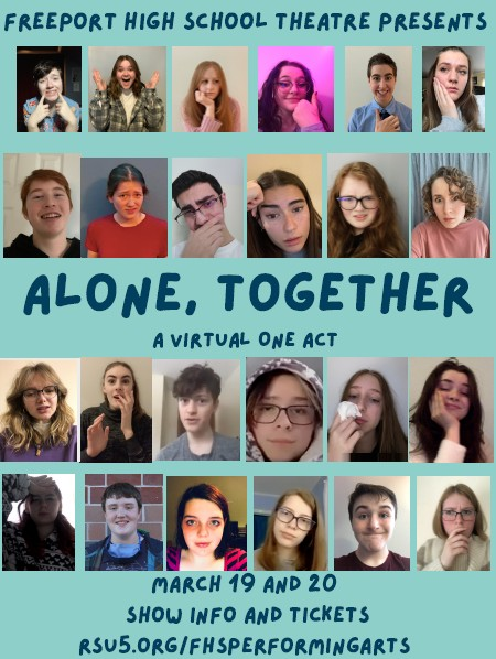 Alone Together: A Virtual One-act