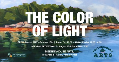 The Color of Light (art show)